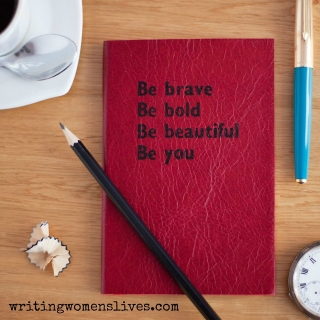 <h5>Be brave. Be bold. Be beautiful. Be you.</h5><p>WritingWomensLives.com #writingclass #womenswriting #womensmemoir																																																																																																																																																																																																																																																																																																																																																																																																																																																																																																																																																																																																																																																																						</p>