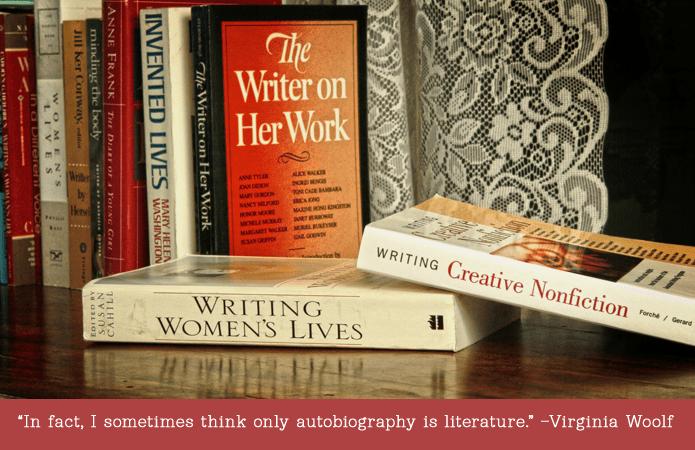 Women Writer's Mentoring Program